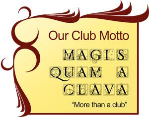 Magis Quam A Clava - More than a Club